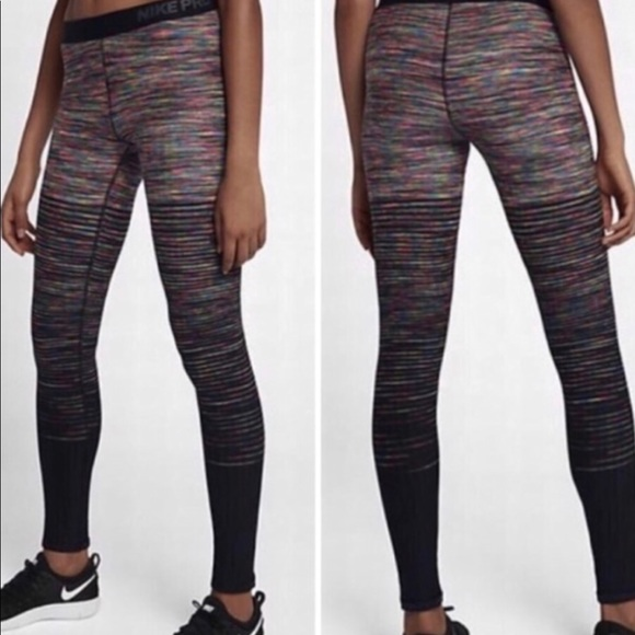 new design buying cheap outlet boutique Nike Pro HyperWarm Women's Training Tights 856228 NWT